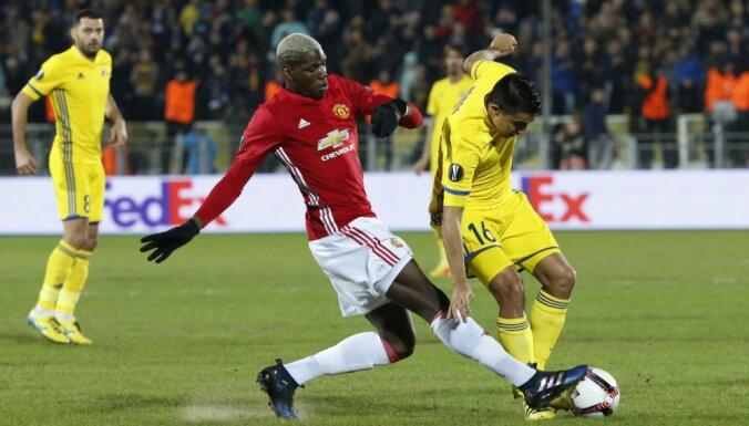 Rostov Christian Noboa, Manchester United Paul Pogba