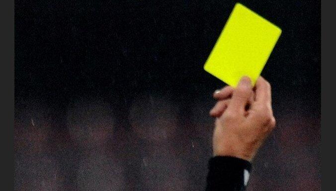 Togo futbola izlase diskvalificēta no nākamajām divām Āfrikas Nāciju kausa izcīņas sacensībām
