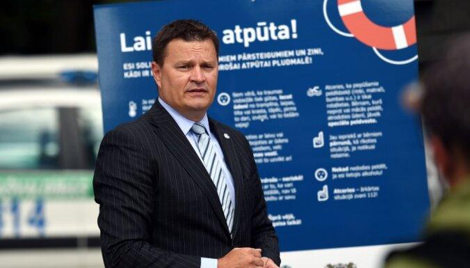 'Balta' valdes priekšsēdētājs Benčaks maija vidū atstās amatu