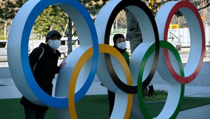 Panākta vienošanās Tokijas olimpiskās spēles atlikt uz 2021. gadu