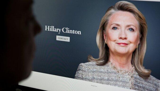 Хиллари Клинтон призвала остановить агрессию России в Сирии