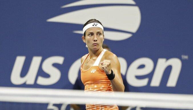 Sevastova un Ostapenko uzzinājušas 'US Open' pirmās kārtas pretinieces