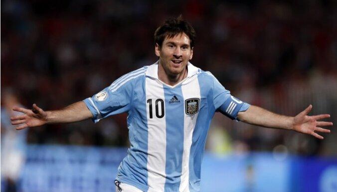 ВИДЕО: Месси забил 50-й гол за Аргентину, бразильцы спасли матч на 90-й минуте