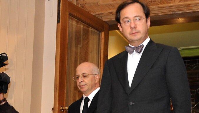 Krasovickim un Karginam būs jāatmaksā 124,3 miljoni eiro