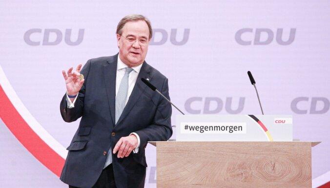Jaunā CDU līdera prokrieviskie uzskati raisa bažas par ietekmi uz ES ārpolitiku