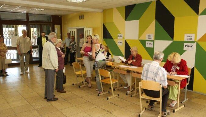 Выборы-2013: самая низкая явка в истории Латвии