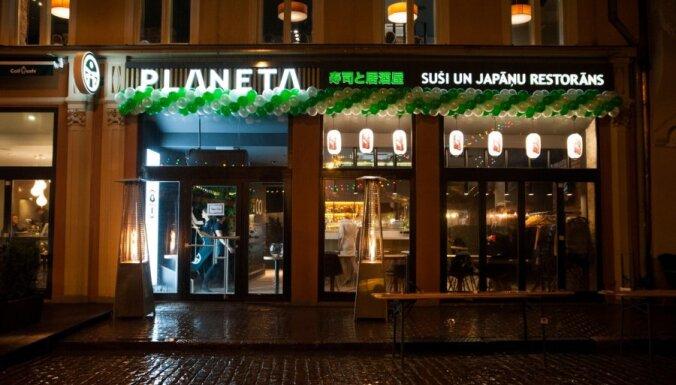 """Ресторан """"Планета"""" снова открывает двери в мир японской красоты и удивительного вкуса японской кухни"""