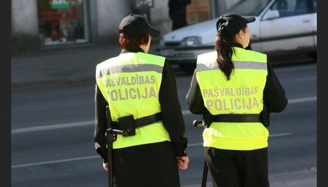 Ригу патрулирует Туристическая полиция