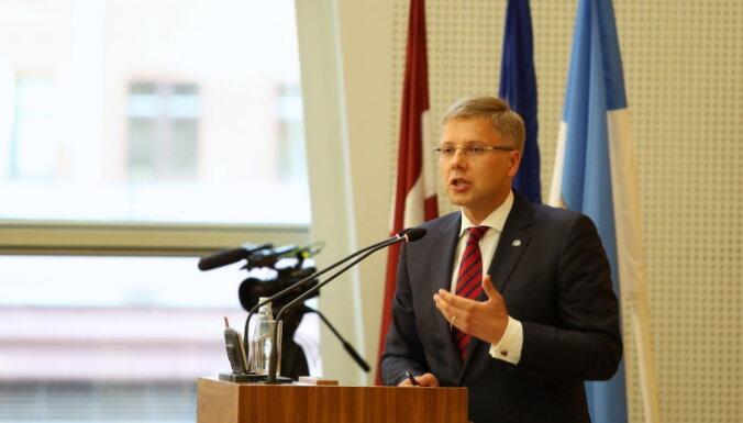 Мэром Риги вновь избран Нил Ушаков