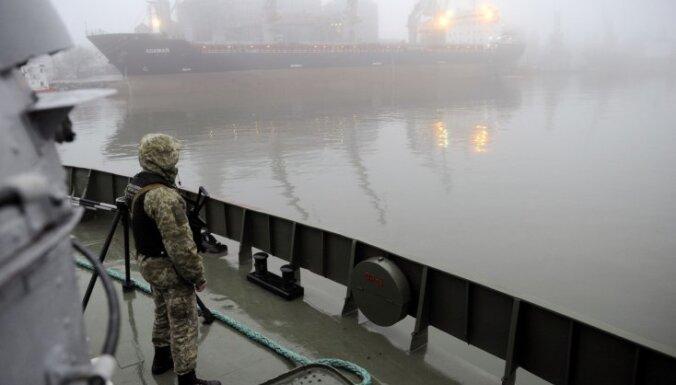 G7 ministri nosoda Krievijas uzbrukumu Ukrainas kuģiem