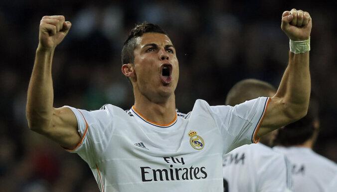 ВИДЕО: Роналду впервые в карьере сделал пента-трик и обновил личное достижение