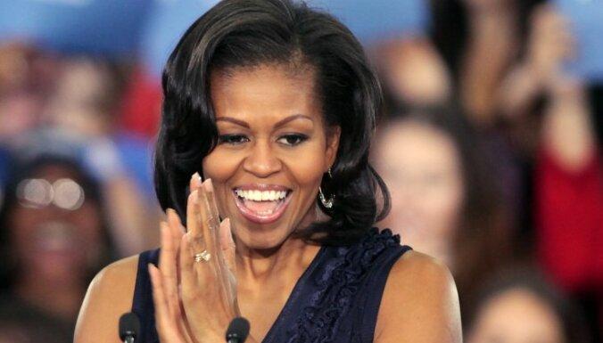 ВИДЕО: Мишель Обама станцевала на телешоу Эллен ДеДженерес
