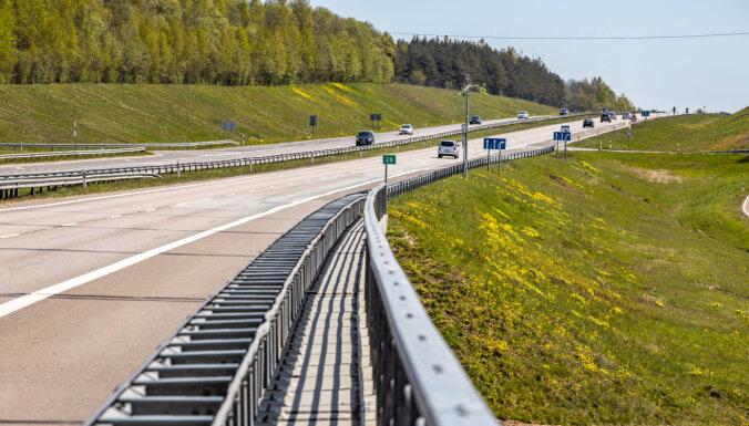 В конкурсе на строительство Кекавской окружной дороги победило объединение Kekava ABT