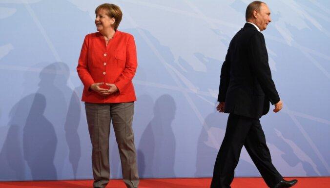 Глава МИД Германии выступил против возврата к G8 с Россией