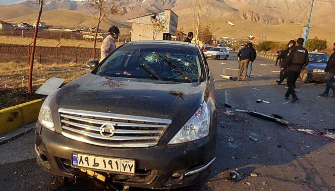 """Самоуничтожающийся пулемет и другие версии убийства """"отца иранской бомбы"""""""