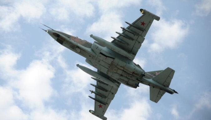Украина призвала Путина отложить военные авиаучения