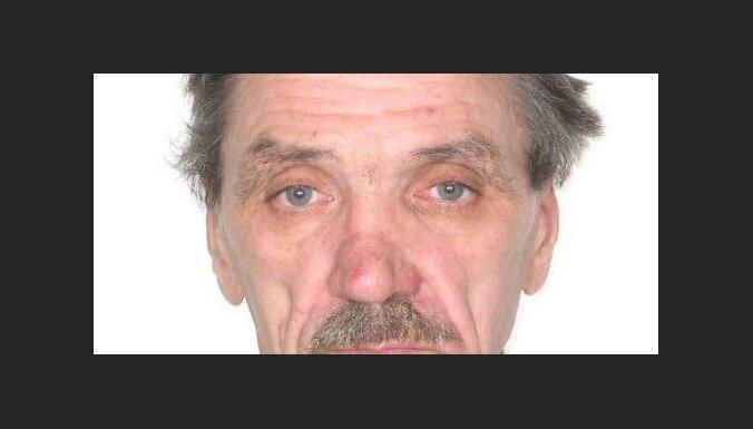 Ищут пропавшего в Риге 66-летнего мужчину
