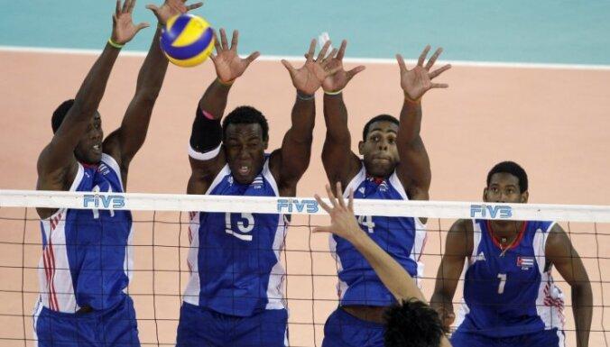 Пять волейболистов сборной Кубы осуждены в Финляндии за изнасилование