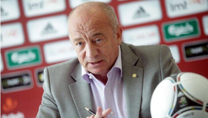 Пукинскис сменит Межецкиса на посту генерального секретаря Латвийской федерации футбола