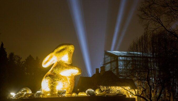 LU Botāniskais dārzs svētku laikā pārvērtīsies maģiskā Ziemas gaismas dārzā