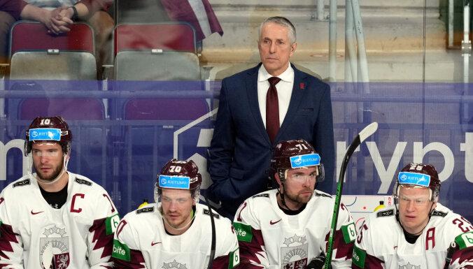 Сборная Латвии на домашнем ЧМ стала 11-й — это худший результат при Бобе Хартли