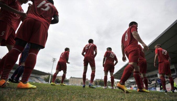 Опрос: самым популярным видом спорта в Латвии признан футбол