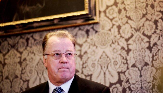Улманис призвал политиков говорить с Россией и народом Латвии