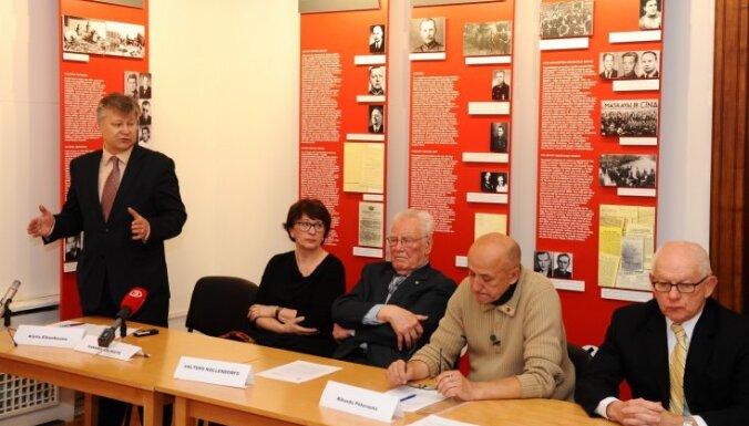Okupācijas muzeja pārstāvji: Rekonstrukcijas apturēšanas gadījumā muzejs varētu beigt pastāvēt