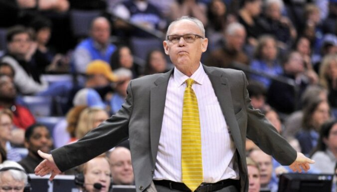NBA daudzi lieto dopingu, pārliecināts bijušais treneris Karls