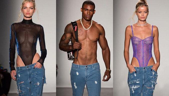 """""""Только не они"""": в моду возвращаются заниженные джинсы"""