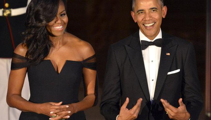 Барак и Мишель Обама станут продюсерами для Netflix