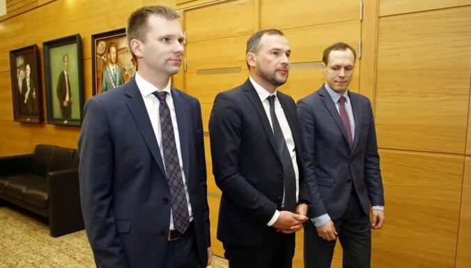 Партии обвинили временную администрацию Риги в превышении полномочий