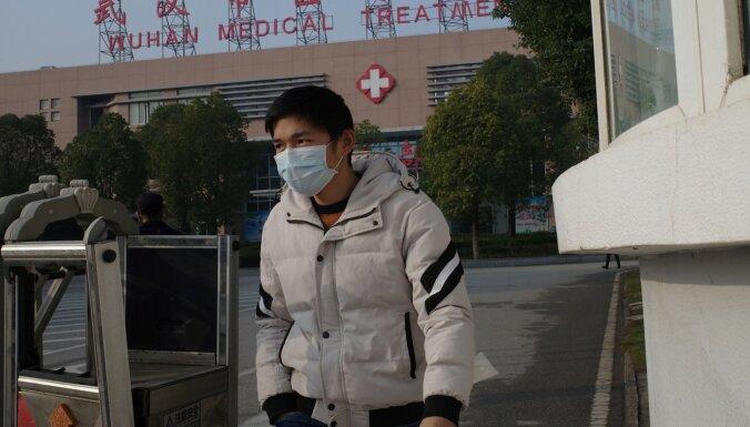 Ķīnā apstiprināti četri jauni inficēšanās gadījumi ar noslēpumaino vīrusu