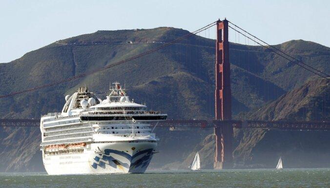 Коронавирус: еще один круизный лайнер на карантине, в Калифорнии объявлено ЧП