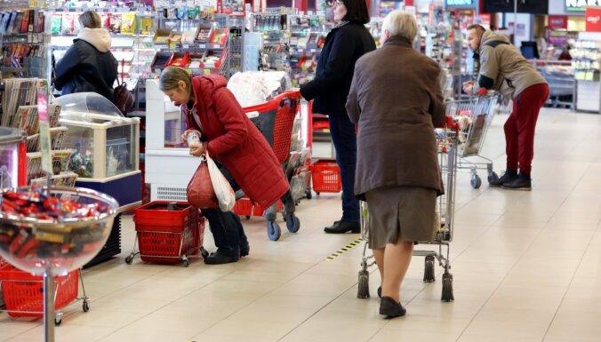 Pārtikas tirgotāji kritiski par veikaliem noteiktajiem ierobežojumiem