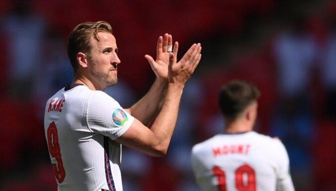 'Euro 2020': Londonā gaidāms Lielbritānijas derbijs