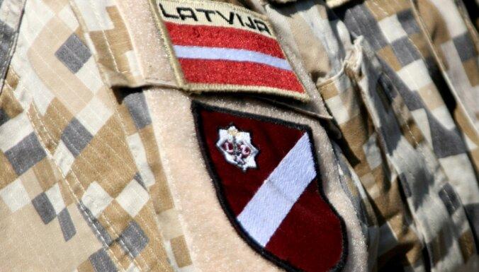 Latvijas karavīri nav cietuši Irānas uzbrukumā aviobāzēm Irākā