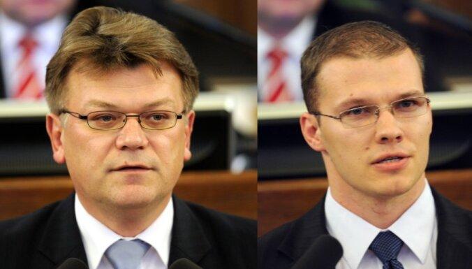 Dzintars: Štokenbergs organizē VL-TB/LNNK nomelnošanu un cenšas sanaidot ar 'Zatlera partiju'
