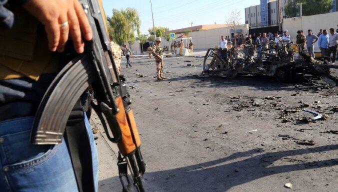 Kārtējā sprādzienā Bagdādē 35 nogalinātie