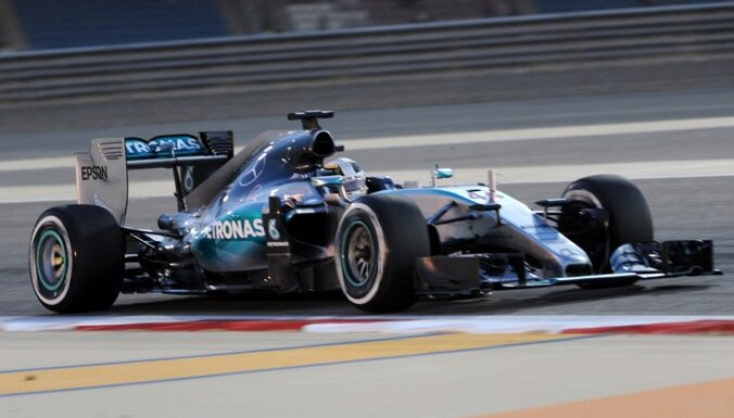 Mercedes, Lewis Hamilton, Formula-1, Bahrain Grand Prix