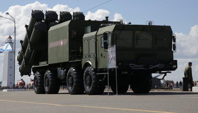 Россия разместила ракетную систему у берегов Норвегии в ответ на американские радары