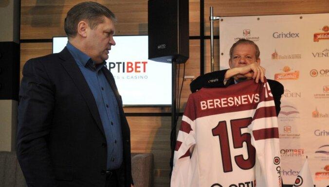 Latvijas hokeja izlases 2016. gada modelis – ar patriotisma deficītu un skatu nākotnē