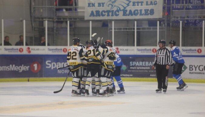 Balceram uzvaras vārti un rezultatīva piespēle Norvēģijas čempionātā