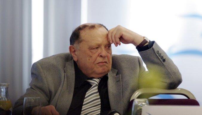 Miris 'Lukoil Baltija R' padomes priekšsēdētāja vietnieks Haims Kogans