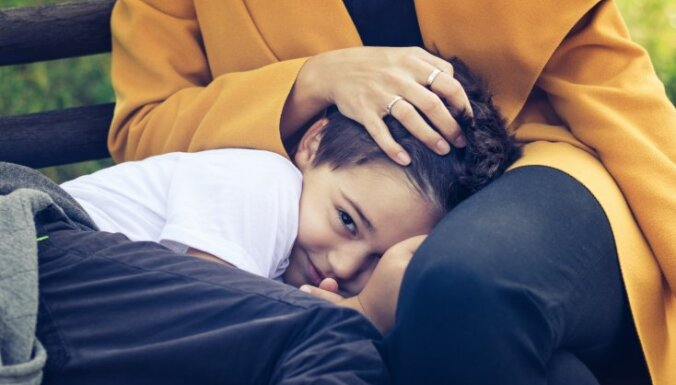 Jāmazgā tāpat, kā mute vai pirksti – svarīgākais par mazu zēnu dzimumorgānu kopšanu