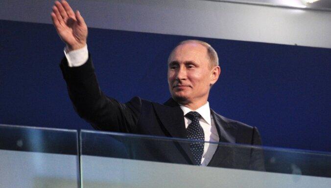 Путин разрешил российским спортсменам выступать в Пхенчхане под нейтральным флагом