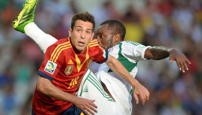Испания установила мировой рекорд по беспроигрышной серии