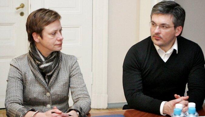 Новые советники премьера — Далдерис, Элерте, Винькелис