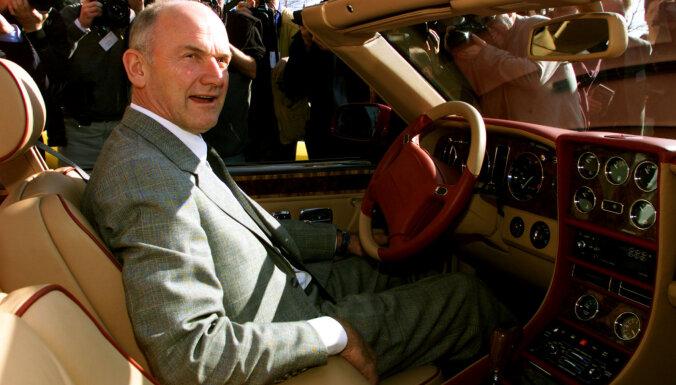 Miris bijušais autobūves koncerna VW vadītājs Ferdinands Piehs