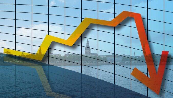 Pasliktinājusies bilance: pirmajā pusgadā kopbudžetā 131 miljona eiro deficīts